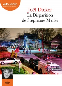 Vignette du livre La disparition de Stéphanie Mailer  2 CD mp3  (18h21) - Joël Dicker