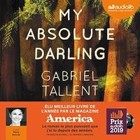 Vignette du livre My Absolute Darling  2 CD mp3  (12h52)