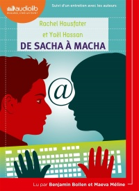 Vignette du livre De Sacha à Macha  CD mp3  (2h06)