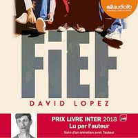 Vignette du livre Fief  CD mp3  (6h57) - David Lopez