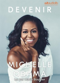Vignette du livre Devenir  2 CD mp3  (19h02) - Michelle Obama