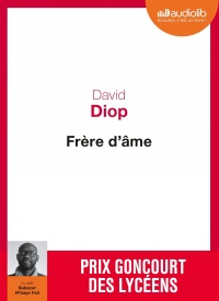 Frère d'âme  CD mp3  (3h43) - David Diop