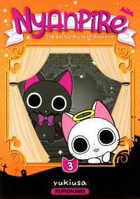 Vignette du livre Nyanpire : The Gothic World of Nyanpire T.3