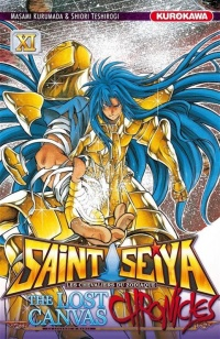 Vignette du livre Saint Seiya : The Lost Canvas Chronicles. La légende d'Hadès T.11