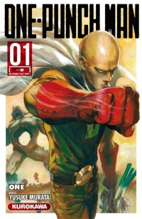 Vignette du livre One-punch Man T.1 : Un point c'est tout! -  One, Yusuke Murata
