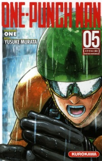 Vignette du livre One-punch Man T.5