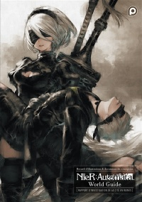 Vignette du livre NieR : Automata World Guide (Art book)