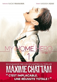 Vignette du livre My Home Hero T.1