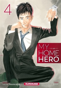 Vignette du livre My Home Hero T.4