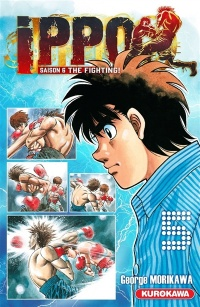Ippo : saison 6, The Fighting ! T.5 - George Morikawa