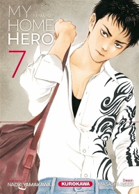Vignette du livre My Home Hero T.7