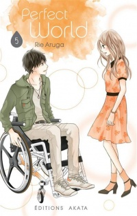 Vignette du livre Perfect World T.5 - Rie Aruga