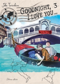 Vignette du livre Goodnight, I Love you T.3 - John Tarachine