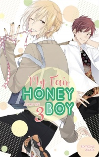 Vignette du livre My Fair Honey Boy T.3 - Junko Ike