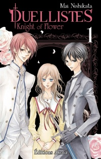 Vignette du livre Duellistes : Knight of Flower T.1