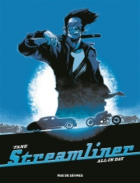 Vignette du livre Streamliner T.2 : All in day