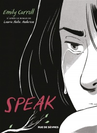 Vignette du livre Speak - Emily Carroll