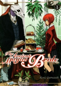 Vignette du livre The Ancient Magus Bride T.1