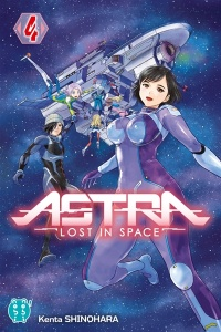 Vignette du livre Astra : Lost in Space T.4 : Révélation - Kenta Shinohara