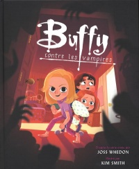 Vignette du livre Buffy contre les vampires, l'album illustré