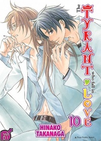 Vignette du livre The Tyrant Who Fall in Love T.10 - Hinako Takanaga