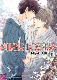 Vignette du livre Super Lovers T.11