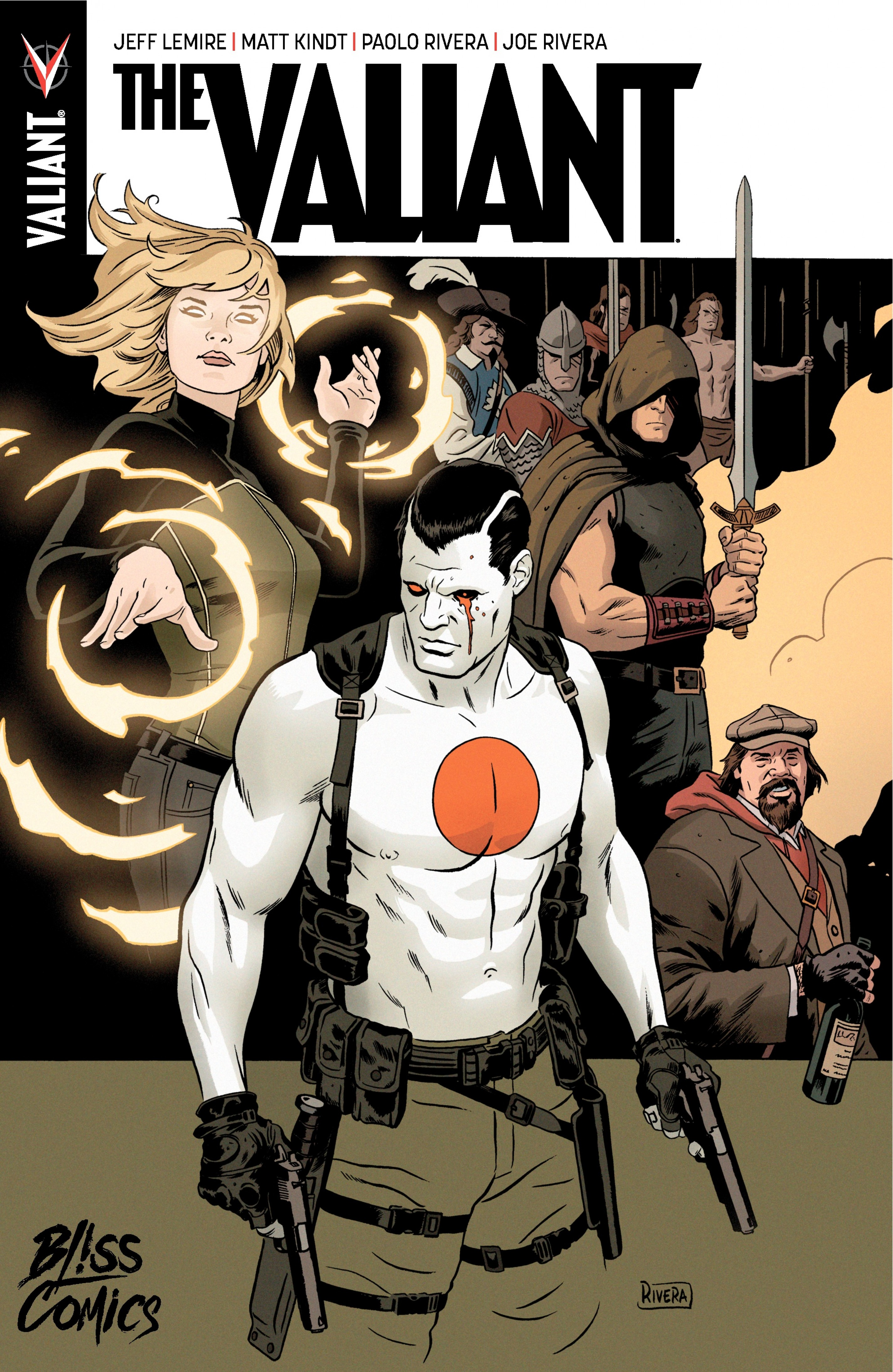 The Valiant, Matt Kindt