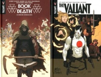 Pack découverte Valiant : The Vaillant/Book of Death, Robert Gill