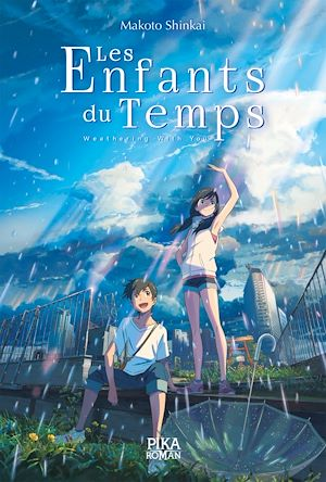 Vignette du livre Les enfants du temps : Weathering With You