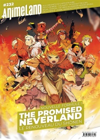 Vignette du livre Anime Land, No 232 :The Promised Neverland.Le renouveau du Shônen