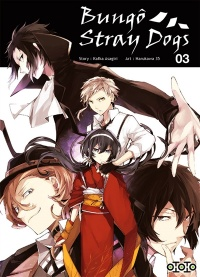 Bungo Stray Dogs T.3,  Harukawa 35