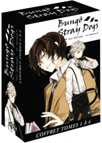 Bungo Stray Dogs, Coffret T.1 à 4,  Harukawa 35
