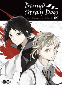 Bungo Stray Dogs T.9,  Harukawa 35