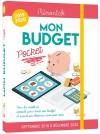 Mon budget pocket 2019-2020 - Bertrand Lobry