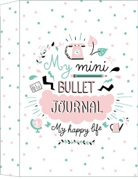 Mon mini bullet journal 2020 : My Happy Life - Marie Bretin