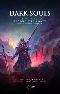 Vignette du livre Dark Souls. Beyond the Grave Vol. 2