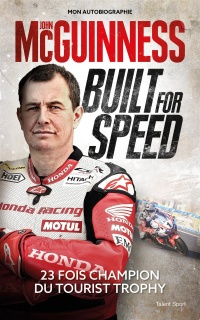 Vignette du livre Built for Speed : mon autobiographie