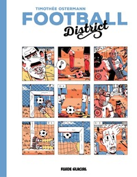 Vignette du livre Football District