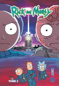 Vignette du livre Rick and Morty T.2