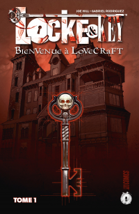 Locke & Key T.1 : Bienvenue à Lovecraft, Gabriel Rodriguez