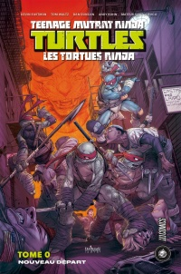 Vignette du livre Teenage Mutant Ninja Turtles : les Tortues ninja T.0