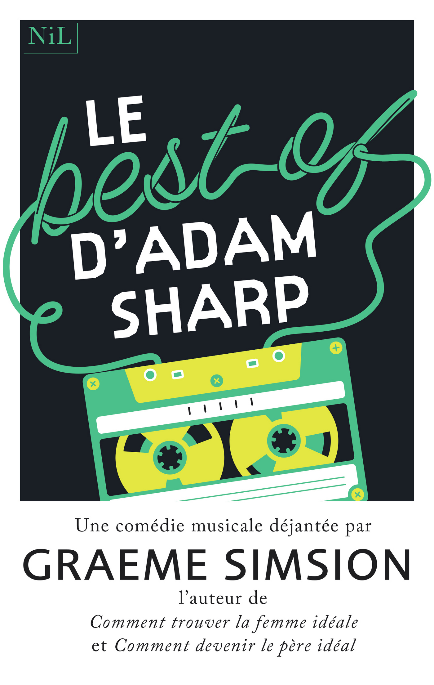 Vignette du livre Le best of d'Adam Sharp