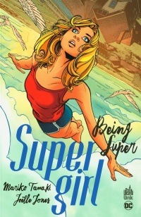 Vignette du livre Supergirl : Being Girl