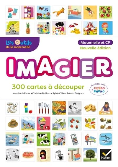 new images of sale retailer wide varieties Imagier, maternelle et CP : 300 cartes à découper
