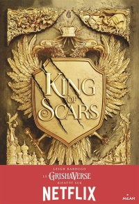 Vignette du livre King of Scars T.1