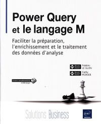 Power Query et le langage M, Cathy Monier