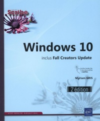 Vignette du livre Windows 10 : inclus Falls Creators Update
