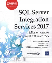 Vignette du livre SQL Server Integration Services 2017