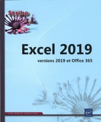 Vignette du livre Excel 2019 : versions 2019 et Office 365