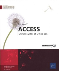 Vignette du livre Microsoft Access : versions 2019 et Office 365